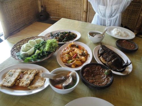 Bandung Malay food