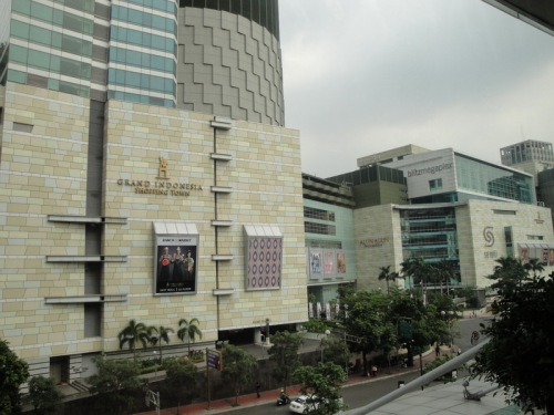 Grand Indo Shopping Town