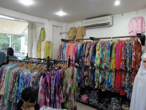 Hong Anh Boutique - Interior