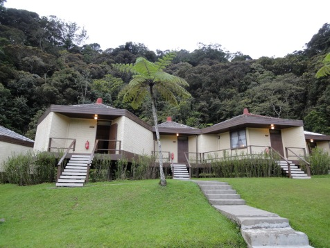Kinabalu Park - accommodation