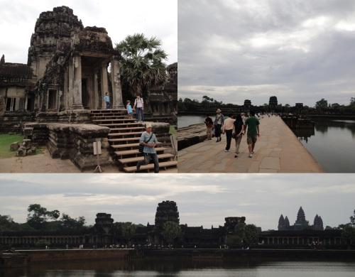Angkor Wat Facade & Entrance