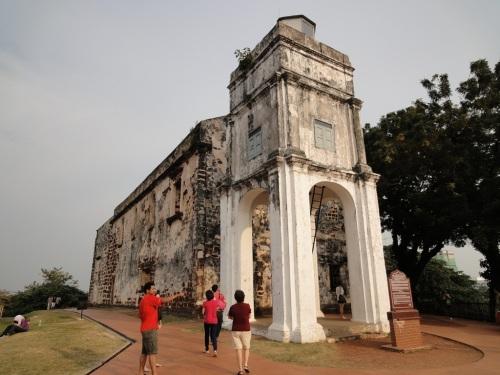 St. Paul's Church - Melaka