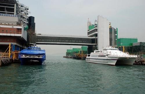 Hong Kong - Macau Ferry Terminal