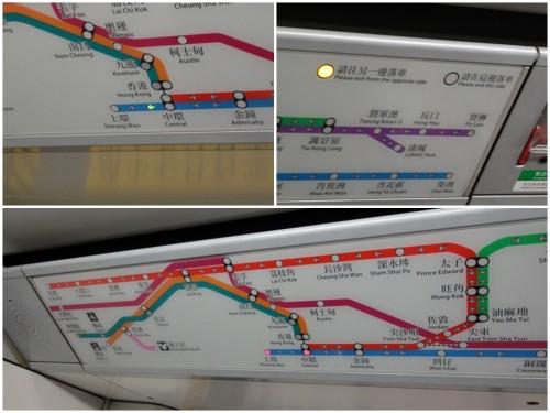 MTR - Map