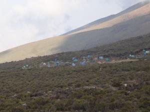 Kikelelwa Camp (3675m)