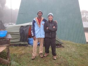 Me and Nickson