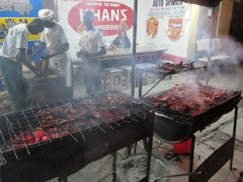 Khan's BBQ