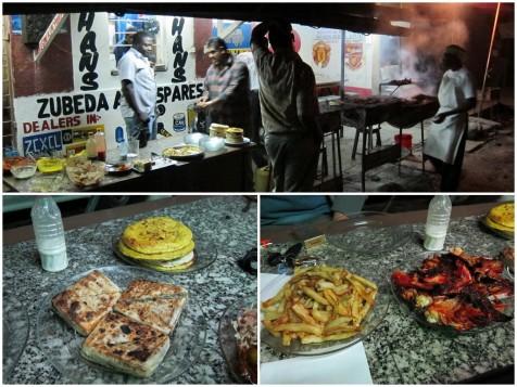 Khans - Food