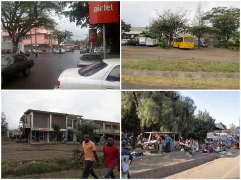 Streetviews of Arusha
