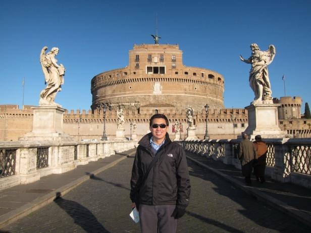 Emperor Hadrian Mausoleum