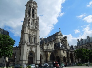 Saint-Germain-l'Auxerrois Church