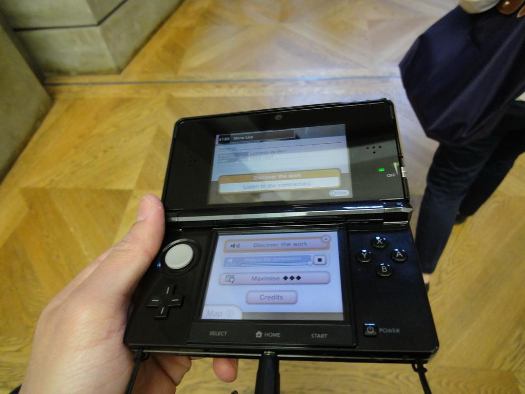 Nintendo Ds Walkthrough Pickpockets in P...