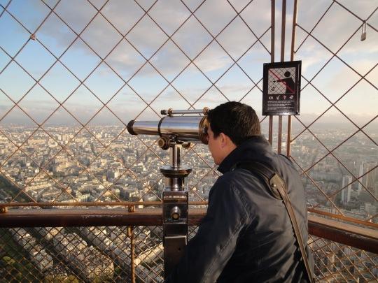 Peak of Eiffel