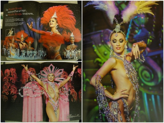 Moulin Rouge - booklet photos