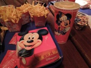 Disneyland Fast Food