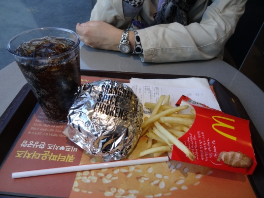 McDonalds at Myeong-dong