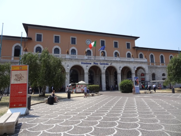 Pisa Centrale Station