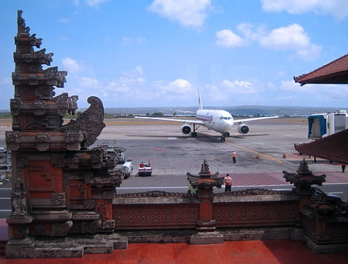 Bali Airport (photo from http://www.baliairport.com )