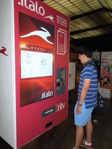 Italo Treno tickets