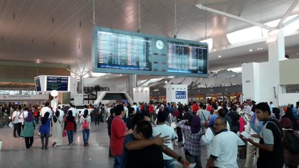 Main halMain terminal building