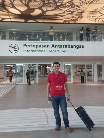 International Departure Hall