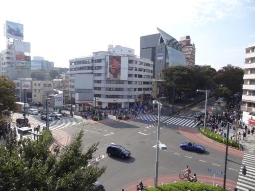 Omotesando near Meiji Dori