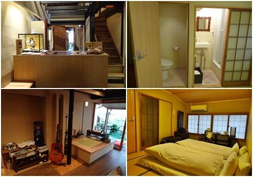 Ryokan Ma interior
