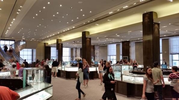 Tiffany & Co on 5th Avenue