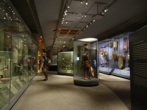 American Indian Museum exhibitions