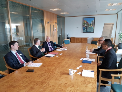 Meeting with Transport for London