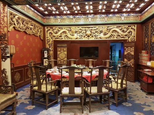 Yijinyuan Restaurant - dining area