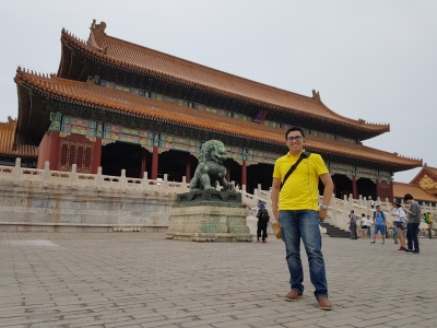 Forbidden City auto guide