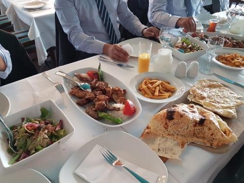 Lunch at Hasir Restaurant