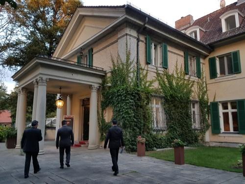 British ambassador residence