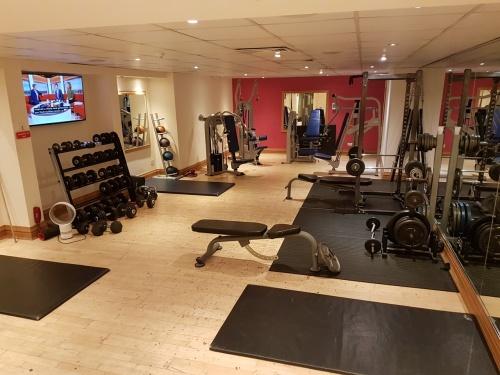 Le Meridien Piccadilly gym