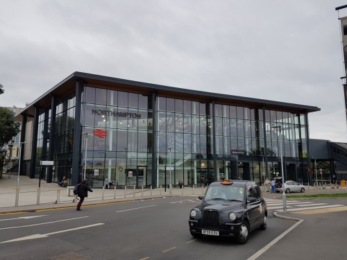 Northampton Station