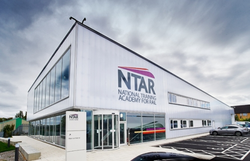 National Training Academy for Rail (photo from www.howarthandco.com)