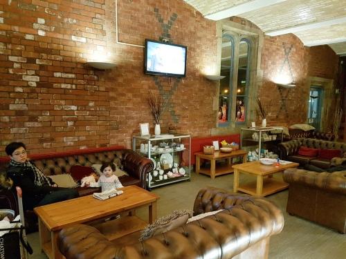 Virgin First Class Lounge