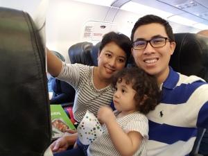 Flight to Sabah