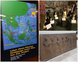 Exhibitions at Sabah museum
