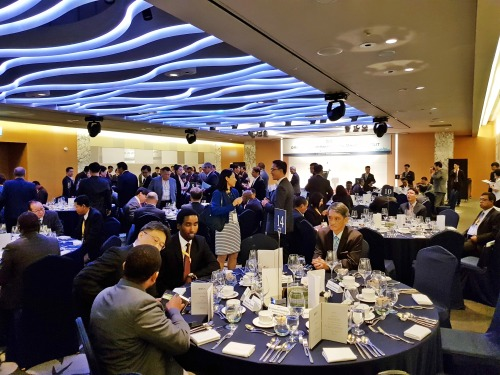 GICC networking lunch