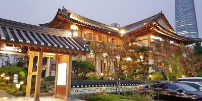 Korean restaurant in Songdo