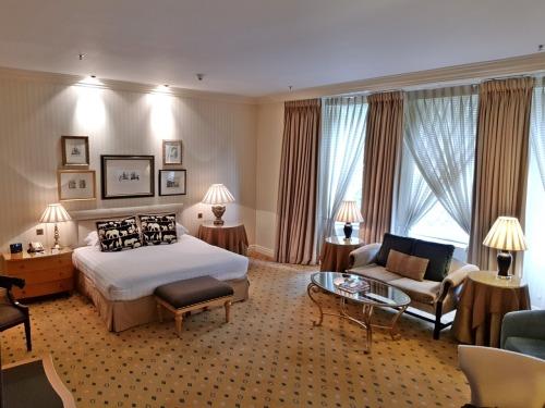 The Landmark room