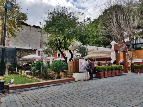 Sultanahmet Sosyal Tesisleri Restaurant