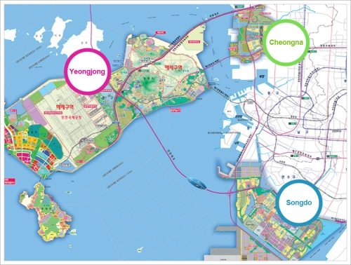 Incheon Free Economic Zone (IFEZ)