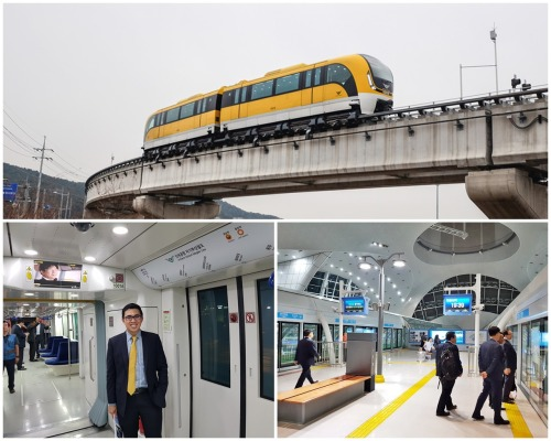 Incheon Maglev Train