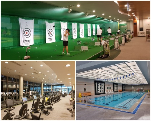 Intercontinental Seoul hotel facilities