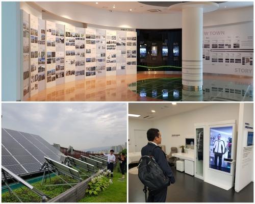 Smartcity Promotion Hall