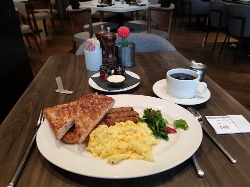 Breakfast as The Westin
