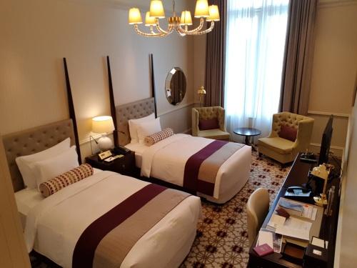Room at Tokyo Hotel